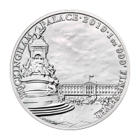 1 oz 2019 Landmarks of Britain | Buckingham Palace Silver Coin