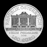 1 oz 2019 Austrian Philharmonic Silver Coin