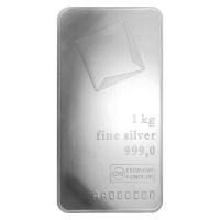 1 kg | kilo Valcambi Silver Bar