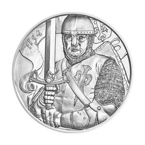 Leopoldo V | Moneda de plata 825° aniversario de la Casa de la Moneda de Austria 2019 de 1 oz