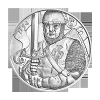 1 oz Silbermünze Leopold V. | 825. Jahrestag Münze Österreich 2019