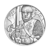 1 oz 2019 Leopold V | 825th Austrian Mint Anniversary Sølvmynt