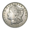 1878 - 1904 Morgan Silver Dollar VG+ Silver Coin
