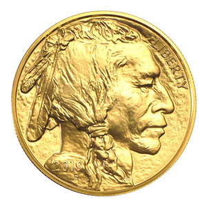 1 oz 2019 Buffalo Gold Coin