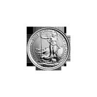 1/10 oz 2019 Britannia Platinum Coin
