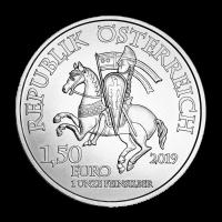 1 أوقية 2019 لوينر نيوستادت| عملة فضية لذكرى 825 من دار النمساوية
