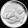 Pièce d'argent Koala australien 2012 de 10 onces