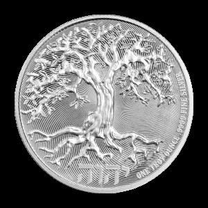 1 oz 2019 Niue Tree of Life Silver Coin