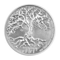 1 oz 2019 Niue Tree of Life Silver Coin