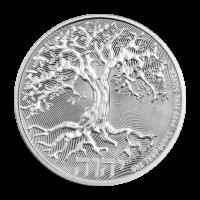 Pièce d'argent L'arbre de la vie de Niue 2019 de 1 once