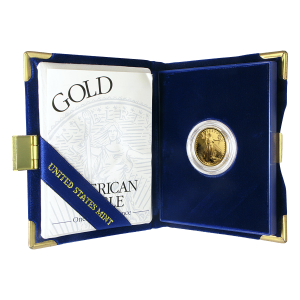 1/4 oz Random Year American Eagle Proof Gold Coin