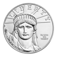 1 oz Random Year American Eagle Platinum Coin