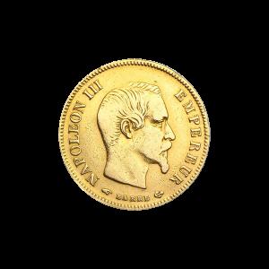 Random Year 10 Franc Gold Coin