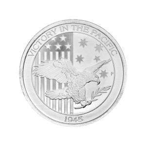1/2 oz 2017 Victory in the Pacific Silver Coin