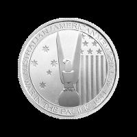1/2 oz U.S. Australian WWII Silver Coin