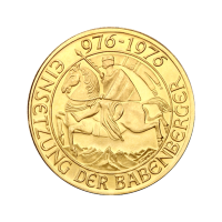 Random Year Austrian 1000 Schillings Gold Coin