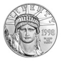 1 oz 1998 American Eagle Platinum Coin