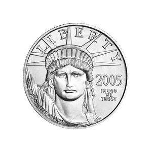 1/4 oz 2005 American Eagle Platinum Coin