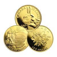 1/2 oz Assorted Commemorative Gold Coin