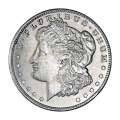 1878-1904 Morgan Silver Dollar AU Silver Coin