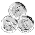 Random Year | Assorted 10 oz Kookaburra Silver Coin