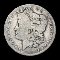 1878-1904 Morgan Silver Dollar Circulation Silver Coin