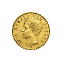 Random Year German 20 Mark Gold Coin