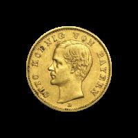 20 Deutsche Mark Goldmünze Zufallsjahr