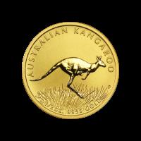 1/2 oz 2008 Australian Kangaroo Gold Coin