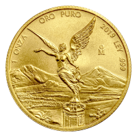 1 oz 2019 Mexican Libertad Gold Coin