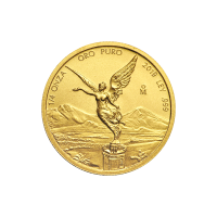 1/4 oz 2019 Mexican Libertad Gold Coin