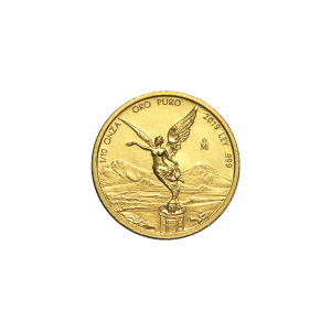 1/10 oz 2019 Mexican Libertad Gold Coin