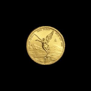 1/20 oz 2019 Mexican Libertad Gold Coin