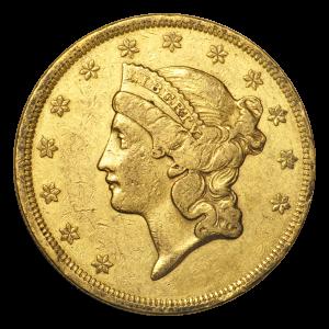 Random Year $20 Liberty Double Eagle XF Gold Coin