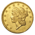 Random Year $20 Liberty Double Eagle XF Gold Coin