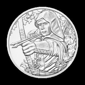 1 oz 2019 Robin Hood | 825th Austrian Mint Anniversary Silver Coin