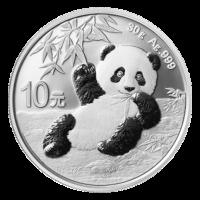 30 gram 2020 Chinese Panda Silver Coin