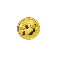 1 gram 2020 Chinese Panda Gold Coin