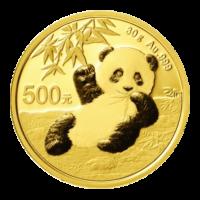30 gram 2020 Chinese Panda Gold Coin