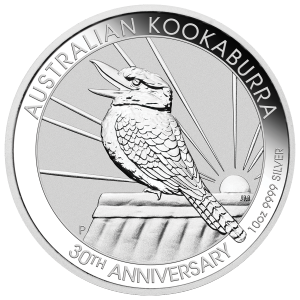 10 oz 2020 Australian Kookaburra Silver Coin