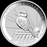 1 kg | kilo 2020 Australian Kookaburra Silver Coin