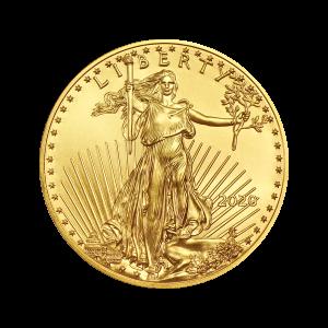 1/2 oz 2020 American Eagle Gold Coin
