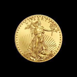 1/4 oz 2020 American Eagle Gold Coin