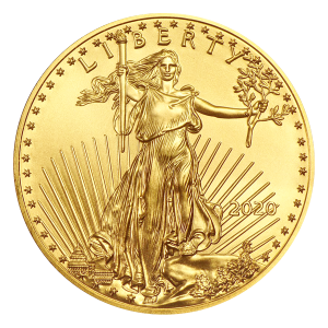 1 oz 2020 American Eagle Gold Coin