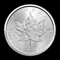 1 oz 2020 Canadian Maple Leaf Silver Coin