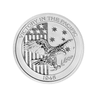 1/2 oz 2016 Victory In The Pacific Silver Coin