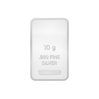 10 gram Assorted Silver Bar