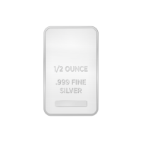 1/2 oz Assorted Silver Bar