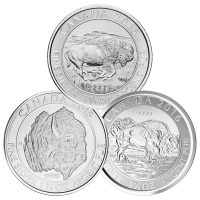 1.25 oz Assorted Silver Coin