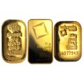 Barra de oro surtido de 50 gramos